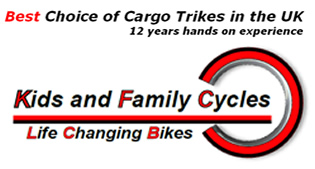 Cargo Bikes And Cargo Trikes Specialists In Uk Kids And
